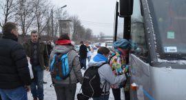Ozdrowieńcy wyruszyli na zimowy turnus rehabilitacyjny