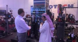 Białostocka firma na targach w Dubaju. Dostrzega tam potencjał