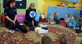 Dzieci spotkały się z mundurowymi
