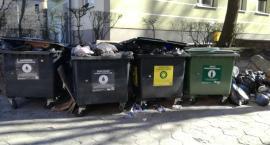 Czy czekają nas przepełnione pojemniki na śmieci po świętach?