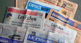 Rozpoczynająca się kampania wyborcza zwiększyła cytowalność prasy