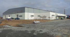 Znana firma kończy budowę nowego zakładu. Wzrośnie zatrudnienie?