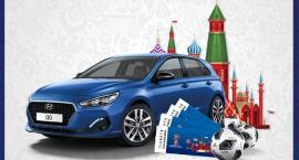 Wygraj samochód  i wyjazd do Rosji na Mistrzostwa Świata w Piłce Nożnej 2018