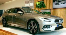 Białostocki dealer prezentował nowe kombi, jeden z najbezpieczniejszych samochodów świata