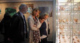 Podarowane minerały, skamieniałości, meteoryty i tektyty na wystawie w UCP