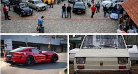 Viper GTS vs Maluch na Zamku w Tykocinie