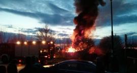 Pożary domów na Podlasiu zdarzają się często, ale wciąż nie każdy ma polisę