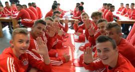 Młodzi piłkarze z Białegostoku są już w Monachium