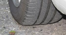 Niewłaściwe opony w samochodzie mogą kosztować utratę odszkodowania