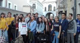 Francuscy licealiści w Białymstoku, czyli sezon wymian językowych w pełni
