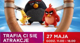 Do Atrium Biała zlecą Angry Birds