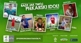 Marysia z Białegostoku i inne dzieciaki naprawdę kochają swoich piłkarskich idoli