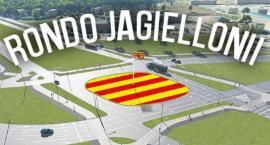 Coraz więcej osób chce ronda Jagiellonii w Białymstoku