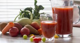 Dla zdrowia i urody warto pić soki