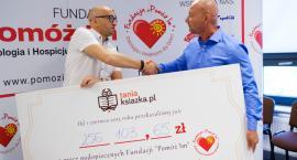 Białostockie Hospicjum dla Dzieci otrzymało ćwierć miliona złotych