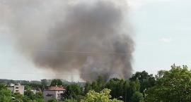 [PILNE] Płonie pustostan przy Nowowarszawskiej