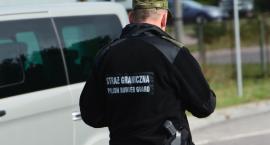 Dagestańczyk bez dokumentów znaleziony w ukryciu