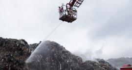Przez pożary wysypisk do powietrza dostaje się wiele szkodliwych substancji