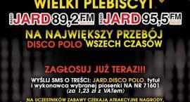 Plebiscyt Radia JARD na Największy Przebój Disco Polo Wszech Czasów!