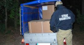 Straż Graniczna przerwała nielegalną transakcję