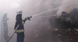 Strażacy szybko się uwinęli z ostatnim pożarem w Studziankach