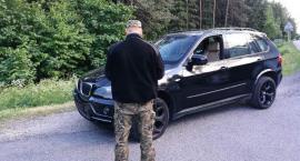 Skradzione we Włoszech BMW nie przekroczyło polskiej granicy