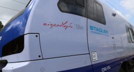 Lokomotywy PKP Intercity w biało-czerwonych barwach na 100-lecie niepodległości