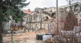 Osiągnięcia miejskiego konserwatora zabytków – kupa gruzu!