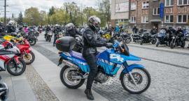 Motocykliści muszą najbardziej uważać na siebie w słoneczne dni