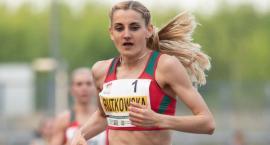 Lekkoatletka ze wsparciem białostockiej firmy
