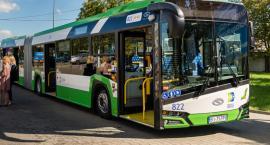 Rower można przewieźć miejskim autobusem. Ale nie każdym