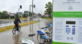 Z Wysockiego drogą dla rowerów do Wasilkowa