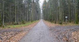 Droga narewkowska wciąż w budowie