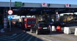W Kuźnicy pogranicznicy zatrzymali skradzione Audi