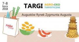 W Augustowie trwają trzecie już targi AgroEkoTurystyczne