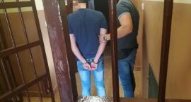 Za kradzież z włamaniem odpowiedzą przed sądem