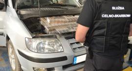 Tysiące nielegalnych paczek papierosów zatrzymano na granicy w Budzisku