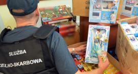 Podrobione zabawki zatrzymane przez celników