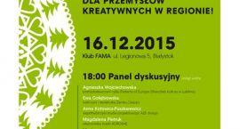 Podlaski dizajn – Ścieżki inspiracji dla przemysłów kreatywnych w regionie!
