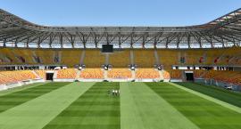 Na Stadionie Miejskim jest już nowa murawa