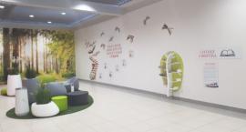 Wirtualna biblioteka w Galerii Zielone Wzgórza