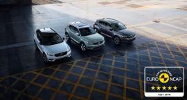 Volvo XC40 to jeden z najbezpieczniejszych samochodów na świecie. Potwierdziły to testy