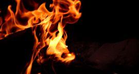 Minister dał na odbudowę zniszczonego w pożarze budynku w Szczuczynie