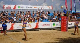 Kobiecy Puchar Polski turnieju Plaża Open wręczony