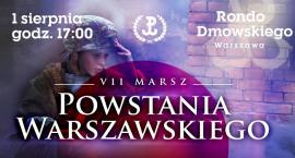 Ulicami Warszawy przejdzie Marsz Powstania Warszawskiego