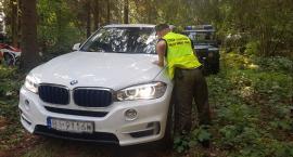 Pogranicznicy nie przepuścili przez granicę kradzionego BMW