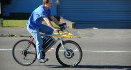 Dobre maniery przydatne podczas jazdy rowerem