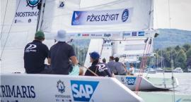 Załoga Klubu Sportowego DŻYGIT w pierwszej dziesiątce wyścigów żeglarskich