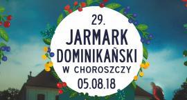 Na Jarmark Dominikański tylko do Choroszczy. Gwiazdą Wilki