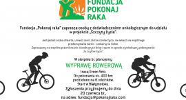 Pokonać raka rowerem